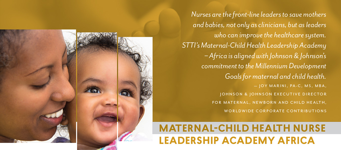 Maternal-Child Health Nurse Leadership Academy Africa