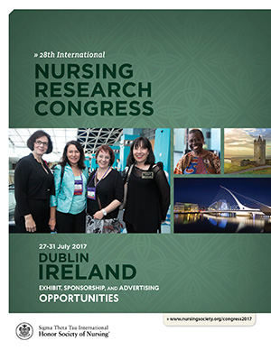 International Nursing Research Congress Prospectus