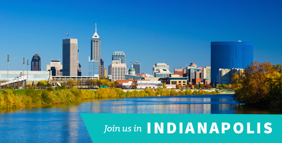 Join us in Indianapolis