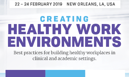 healthy work environment awards