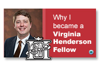 Why I became a Virginia Henderson Fellow