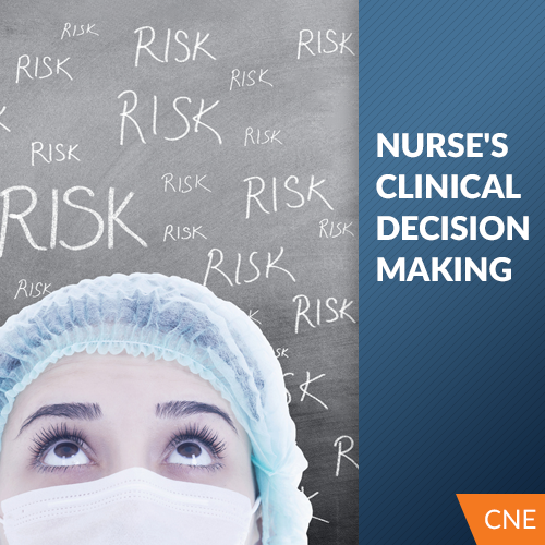 clinical decision making and critical thinking Critical thinking decision making paul's model of critical thinking nursing  education a b s t r a c t nurse educators recognize that many nursing students  have.