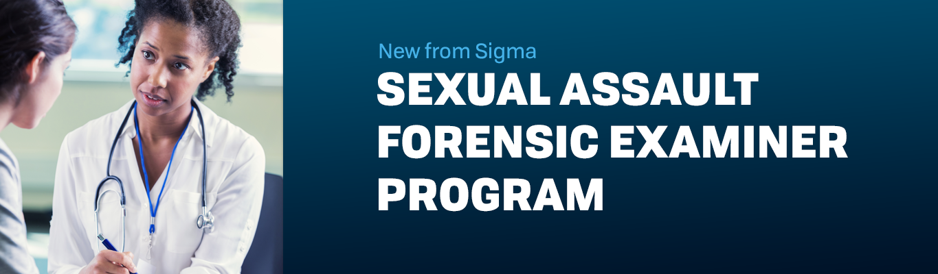 Sexual Assault Forensic Examiner Program
