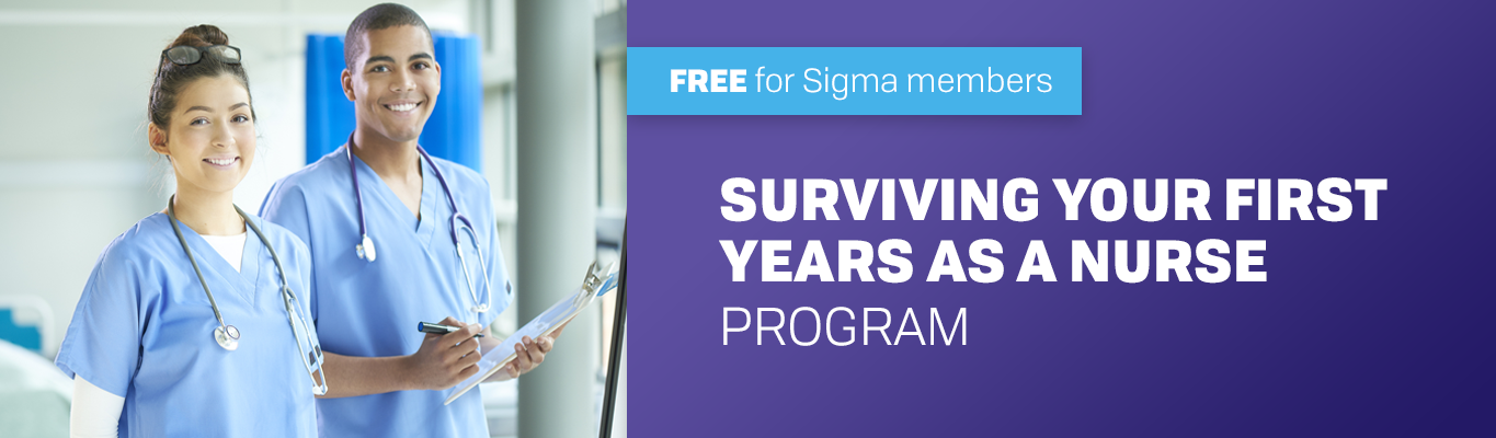 Surviving your first years as a nurse program