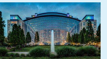 One night stay at the Gaylord National Resort & Convention Center