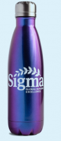 Insulated Sigma Water Bottle