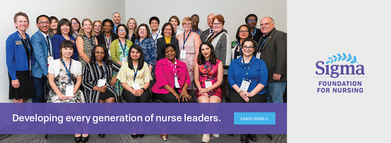 Developing every generation of nurse leaders.