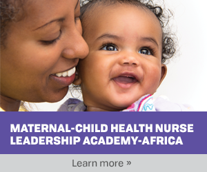 Maternal-Child Health Nurse Leadership Academy-Africa